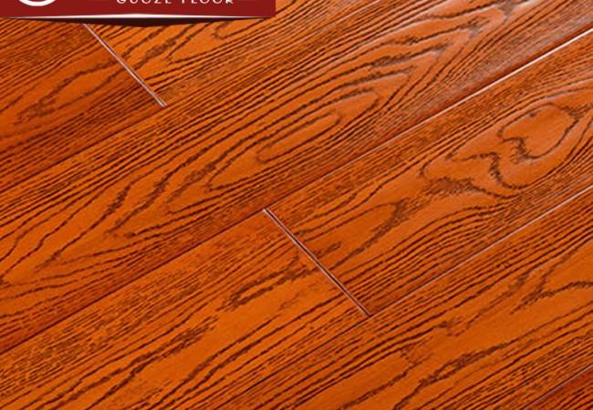 仿古实木地板 番龙眼GZ-310