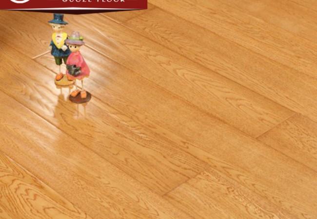 多层实木地板 橡木手抓纹2214
