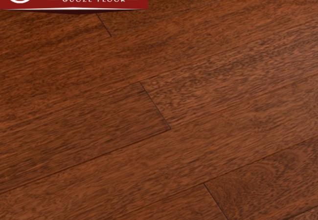 平面实木地板菠萝格 DJ-021