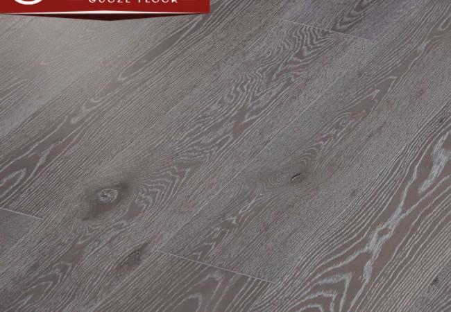 新三层实木锁扣地板 橡木SL66
