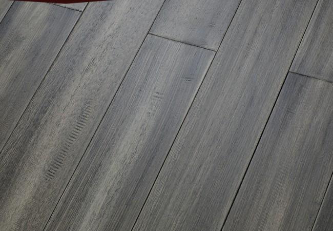 仿古实木地板 番龙眼L-8612