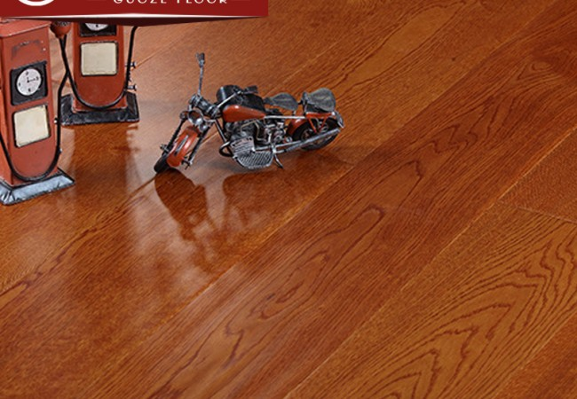 新三层实木锁扣地板,橡木SP69