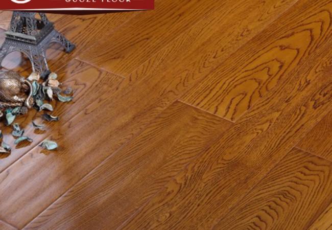 多层实木地板 橡木手抓纹2205
