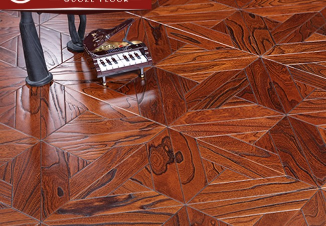 多层拼花实木地板—丹斯顿