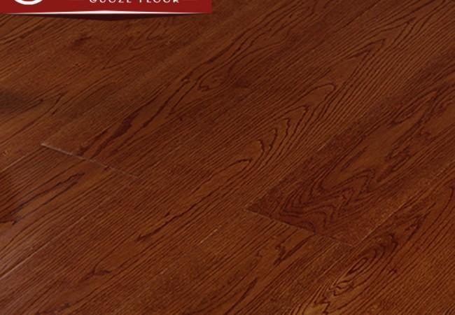仿古橡木多层实木地板2217