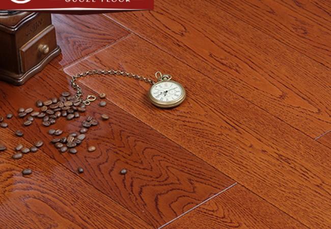 多层实木地板 橡木手抓纹2201