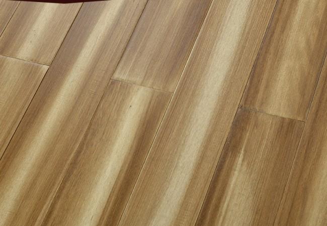 仿古实木地板 番龙眼L-8611