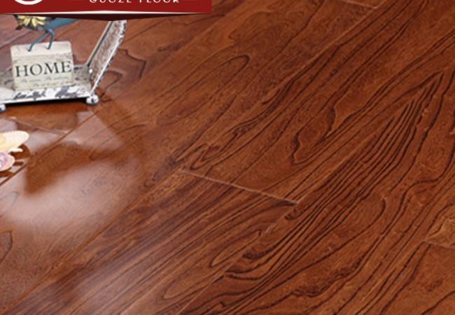 多层实木地板榆木大锁扣22310