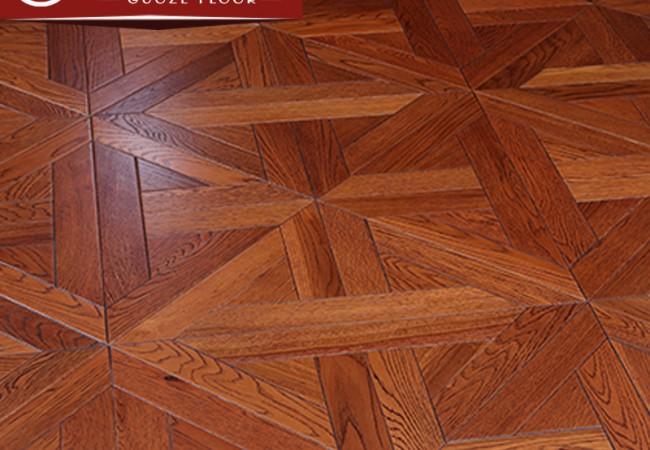 多层拼花实木地板—博罗尼