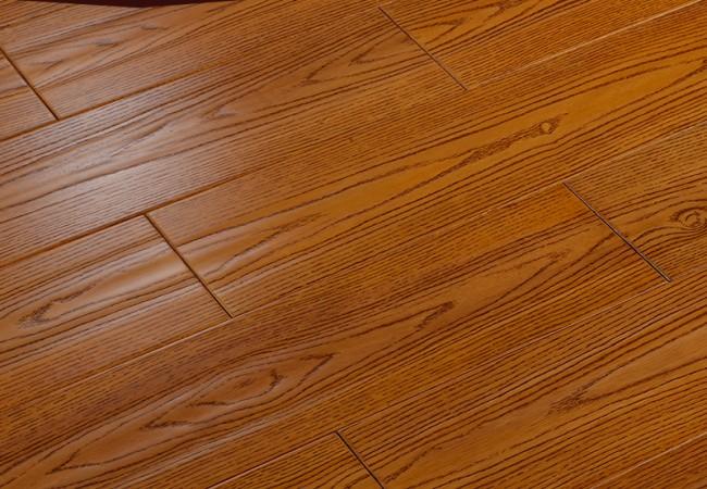 仿古实木地板 番龙眼S-8106