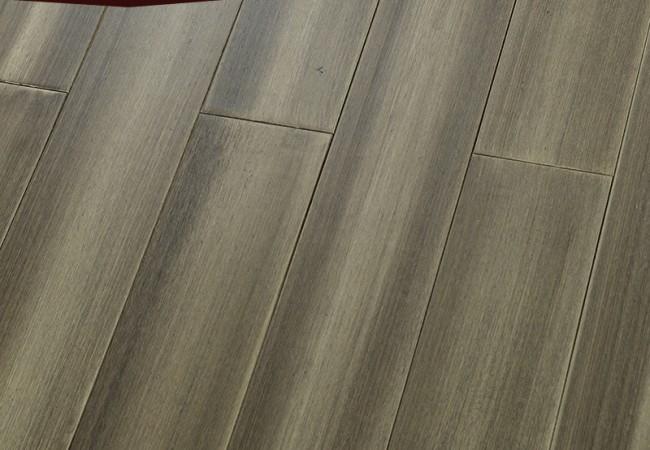 仿古实木地板 番龙眼L-8613
