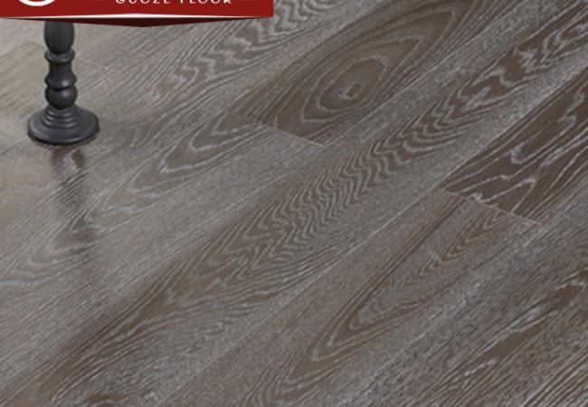多层实木地板橡木大锁扣2238