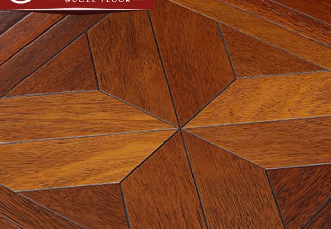 多层拼花实木地板—马普托