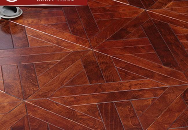 多层拼花实木地板—哈拉雷