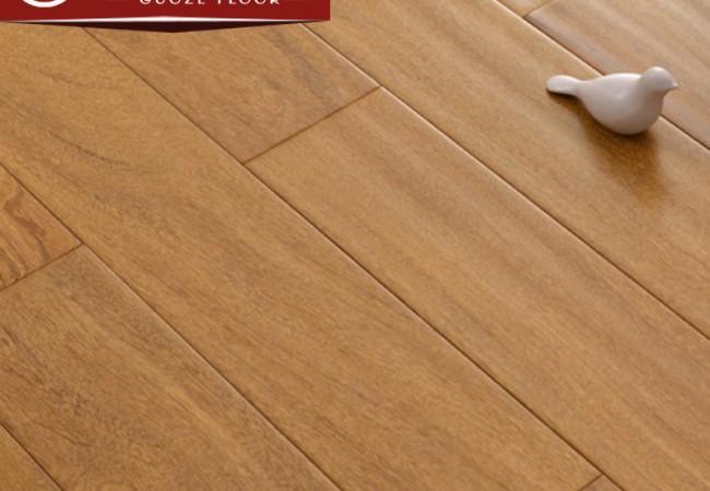 二翅豆实木地板  DJ-019