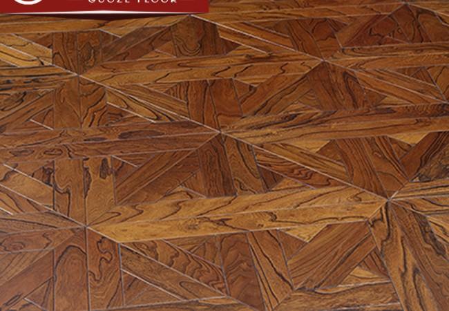 多层拼花实木地板—博瑞莎