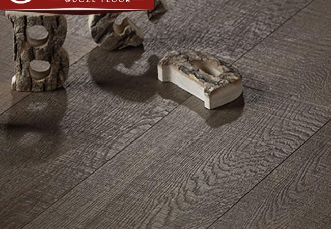 多层实木地板橡木大锁扣22317