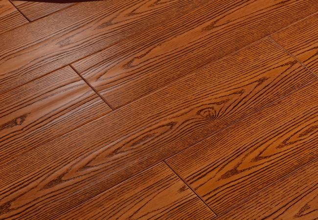 仿古实木地板 番龙眼S-8102