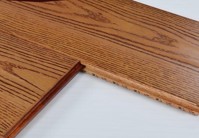 仿古实木地板 番龙眼S-8101