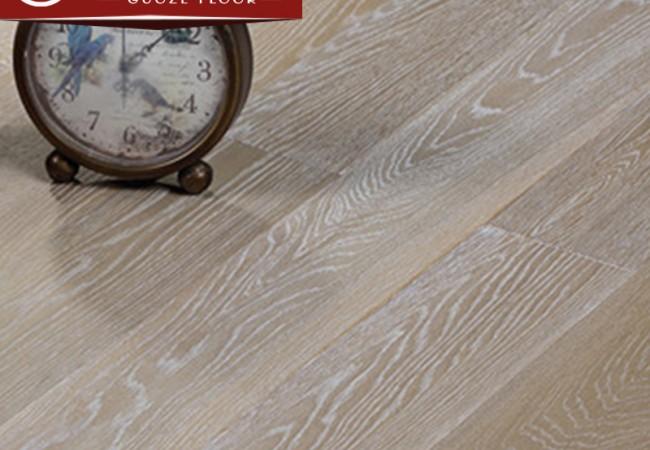 多层实木地板橡木大锁扣2237