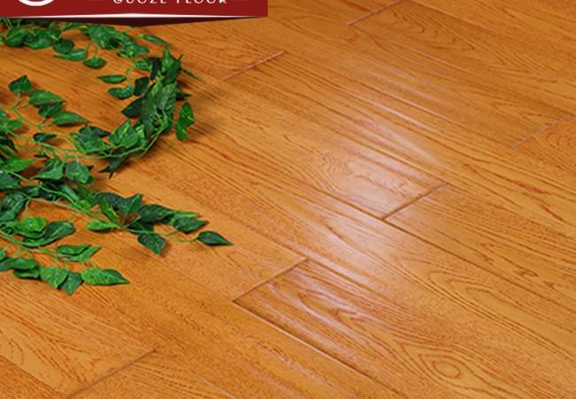 多层实木地板 橡木手抓纹2203
