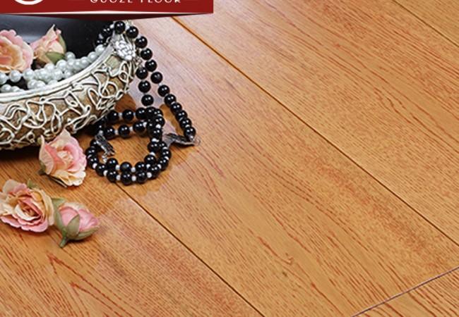 多层实木地板 橡木手抓纹2213